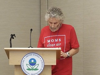 Denver EPA Methane Hearing | by Moms Clean Air Force