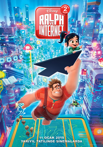 Ralph ve Internet - Ralph Breaks the Internet