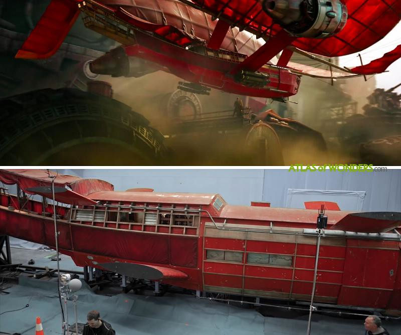 Making of Mortal Engines
