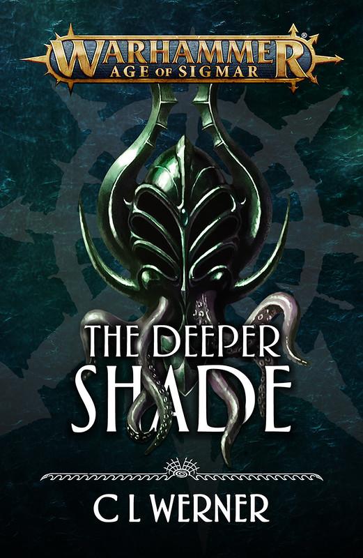 «Тень в глубине», Си Л. Вернер | The Deeper Shade by C L Werner