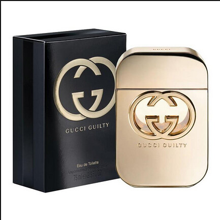 nuevo diseño del frasco de Gucci Guilty Pour Femme