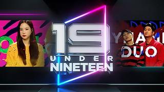 Under Nineteen Ep.13