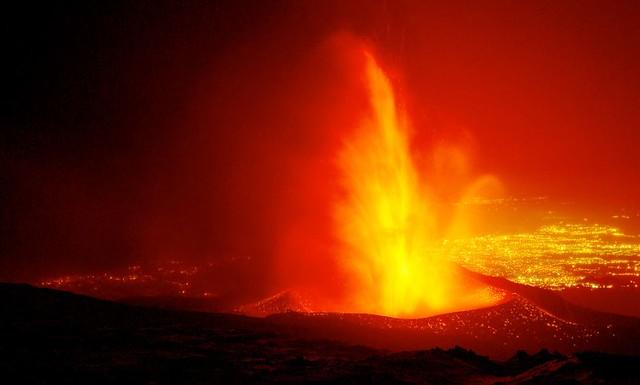 Etna e o Terremoto na Sicília