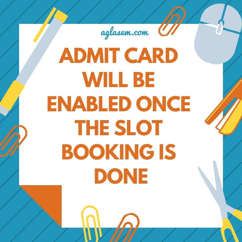SRM Amaravati B.Tech 2019 Admit Card