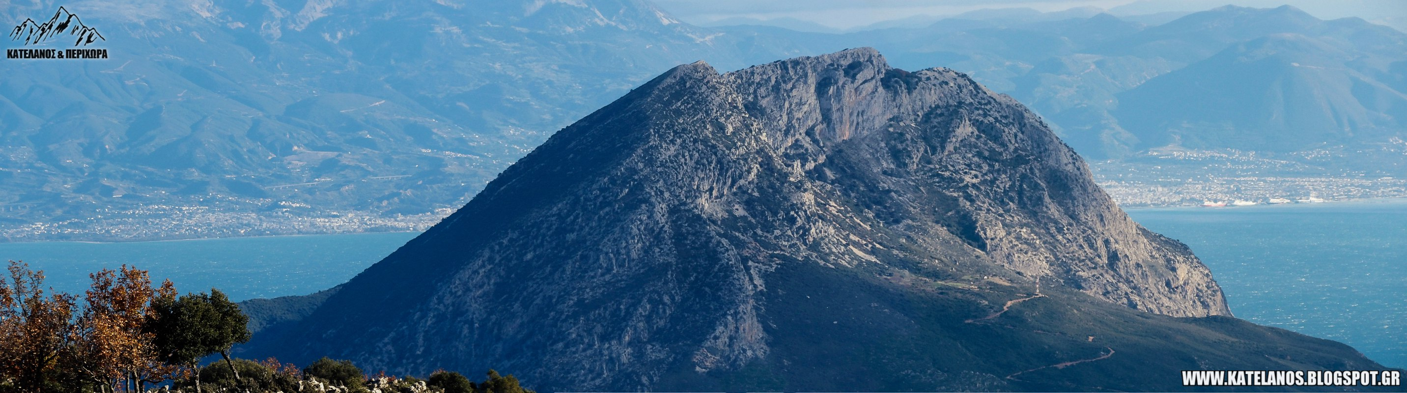 ορος βαράσοβα βουνό πάτρα