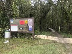 Spillway Trail Kiosk