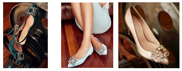 Scandal , zapatos joya
