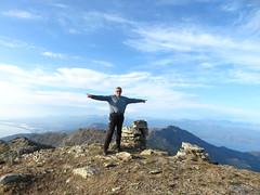 Sur le Monte Stello