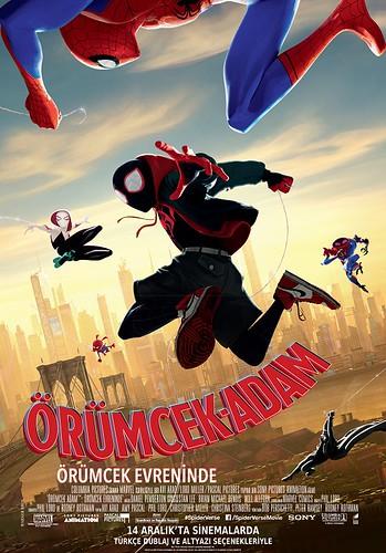 Örümcek-Adam: Örümcek Evreninde - Spider-Man: Into the Spider-Verse