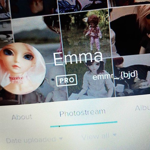 I've decided to go for flickr pro... my 6,450 photos had something to do with it! I would like to do more with my photography next year though. Hopefully new Flickr will be the place to be! | by emmr_ {bjd}