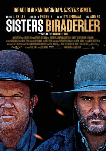 Sisters Biraderler - The Sisters Brothers (2019)