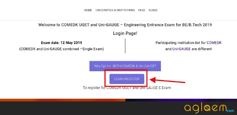COMEDK 2019 Application Form (Available) - Exam Date, Fees, How to apply!