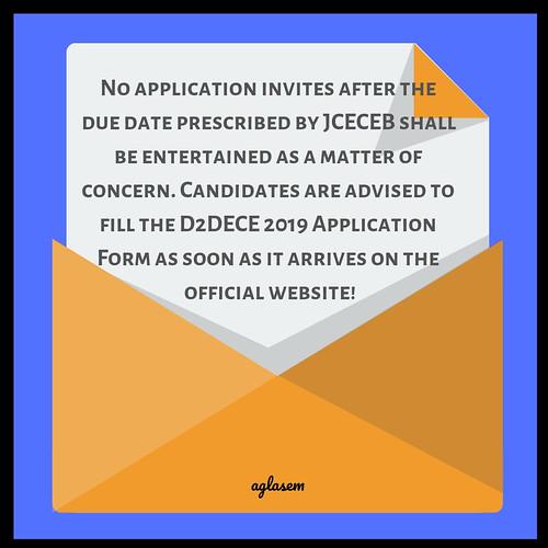 Jharkhand D2DECE Application Form 2019 - Apply Here