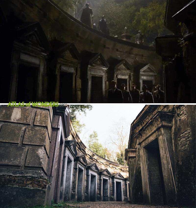 Fantastic Beasts The Crimes of Grindelwald Filming Locations