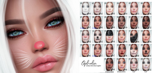 Glam Affair - Ophelia for The Epiphany | by Aida Ewing