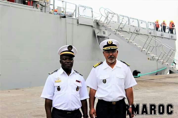 Royal Moroccan Navy Floréal Frigates / Frégates Floréal Marocaines - Page 13 45936520854_b15a052199_b