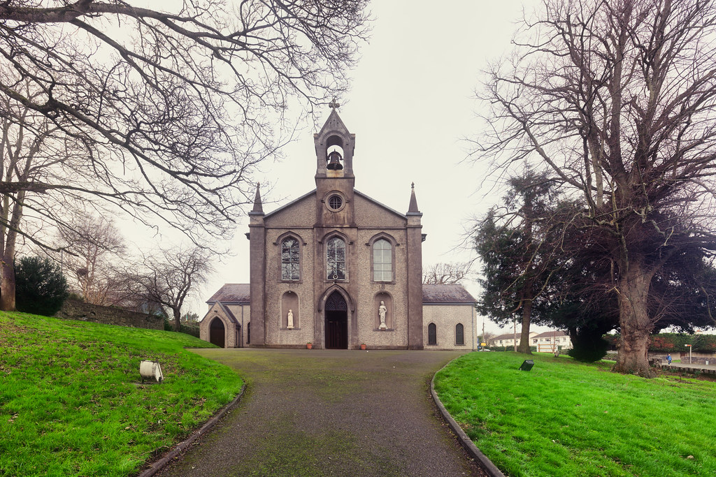 OUR LADY'S NATIVITY CHURCH [LEIXLIP COUNTY KILDARE] 009