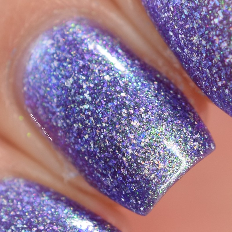 Polished For Days From The Land Of Oz  swatch