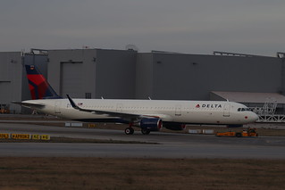 A321 Delta Air Lines N373DX | by XFW-Spotter