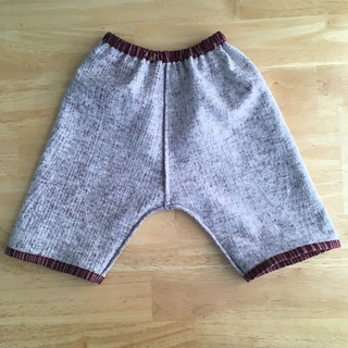 Quick and Easy Baby Gift:  Rae's Basic Baby Pant | by patternandbranch