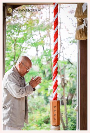 秋葉神社のお祭り 神事 愛知県瀬戸市