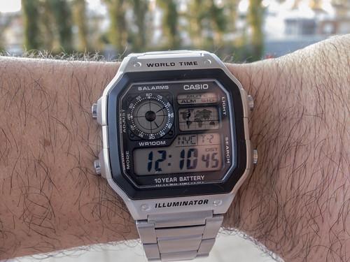 f6ba0157422 Otro aspecto a valorar es la comodidad del reloj y es un reloj cómodo de  llevar