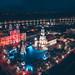 Kaunas Xmas Tree 2018 | Aerial