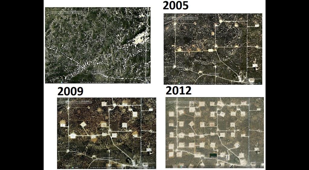 梅模沙丘的風蝕窪地地形正在消逝當中(圖片提供:Lee Fitzgerald)