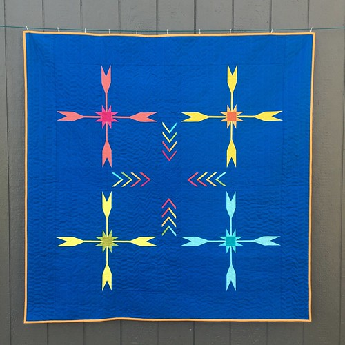 Ketchikan Throw Quilt | by teaginny
