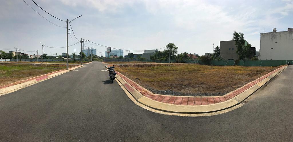 Hình ảnh thực tế tại dự án đất nền Bình Chánh Tân Kiên 1