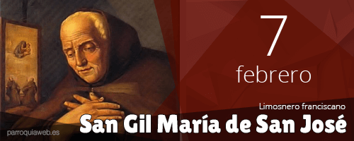 San Gil María de San José