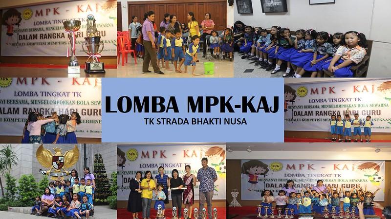 Lomba MPK di Keuskupan Agung Jakarta