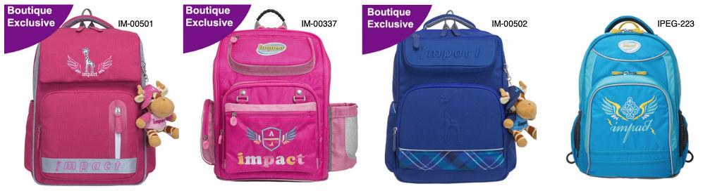 Ergoworks IMPACT Primary School Bag