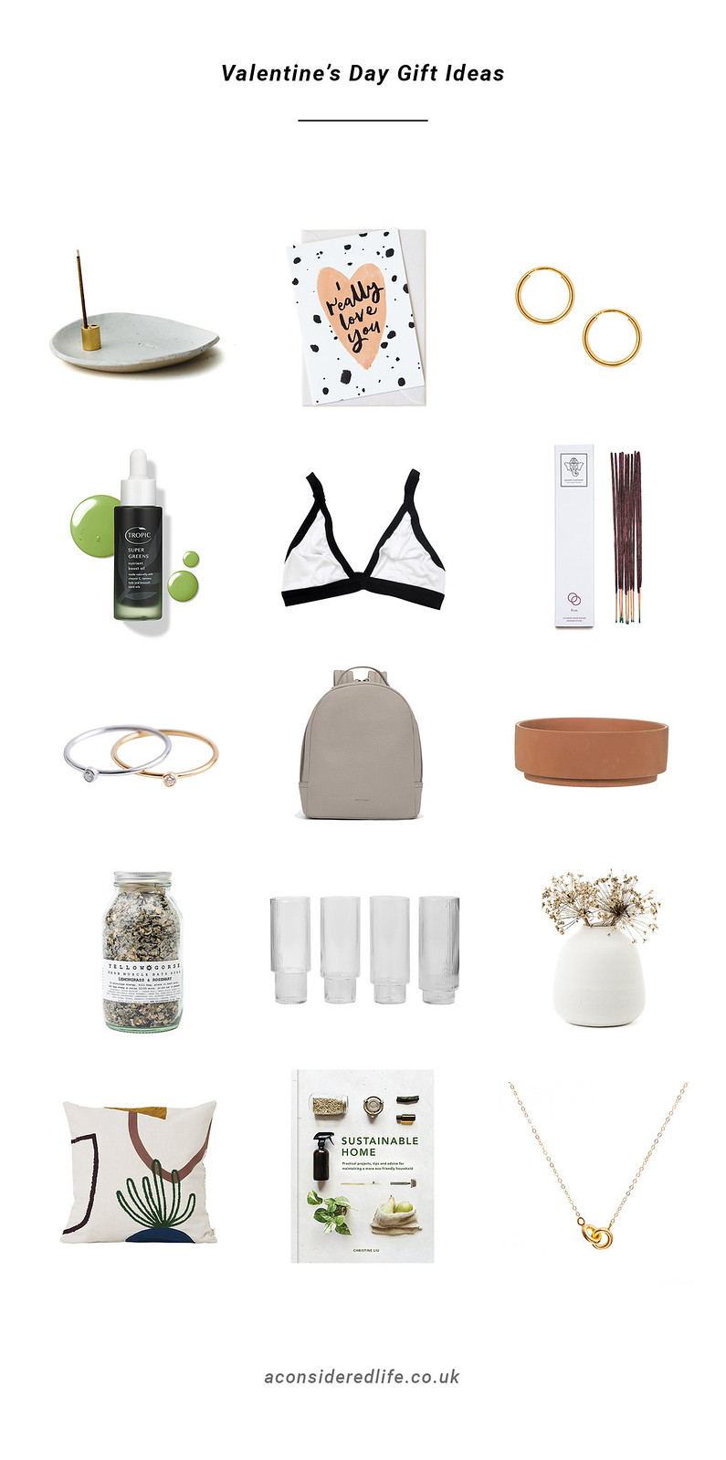 Sustainable and Ethical Valentine's Day Gift Ideas