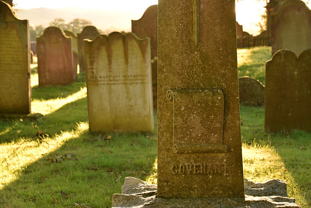 Covenanters' Graveyard, Thornhill, Dunfries and Galloway, Scotland