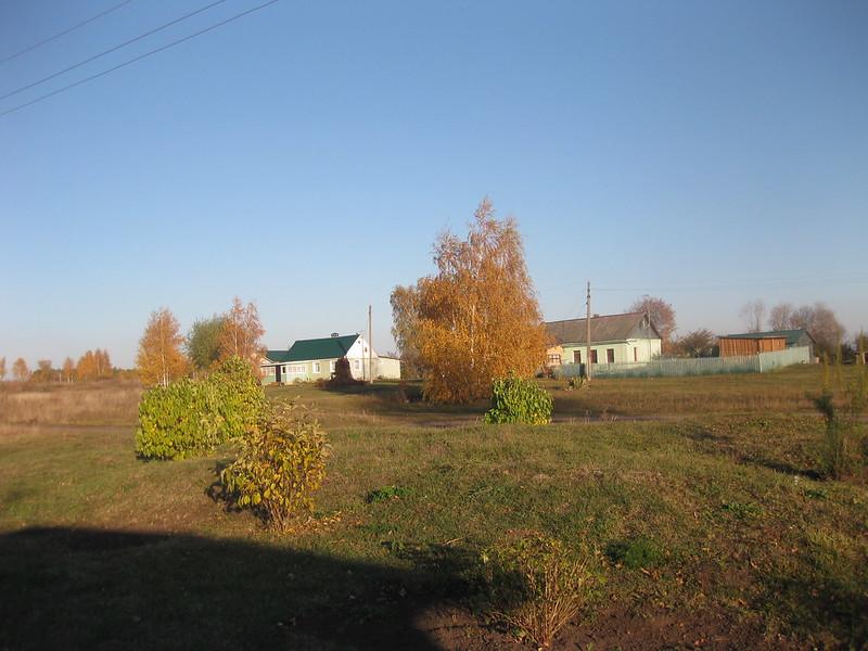 Дом Исаевых и Маркиных
