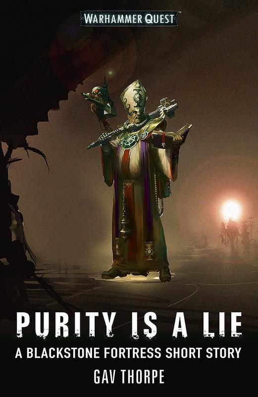 «Непорочность — это миф», Гэв Торп | Purity is a Lie by Gav Thorpe