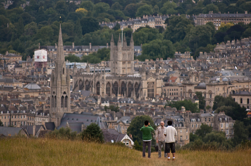 best places to visit in Bath