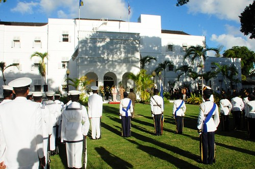 Parade for Governor General's Birthday (12) | by barbadosgovernmentinformationservice