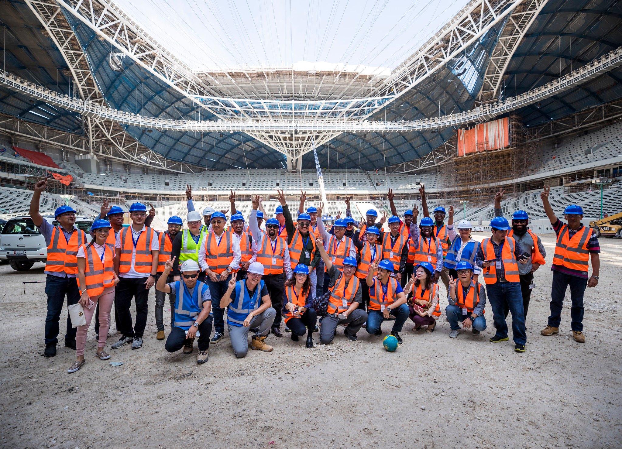 Al Wakrah Al Wakrah Stadium 45 120 2022 Fifa World