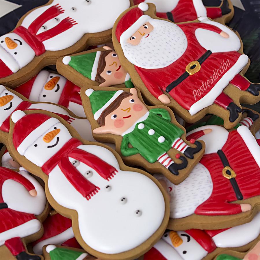 galletas decoradas navidad