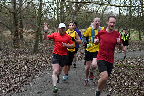 Halstead running at Great Notley before running to Great Dunmow...