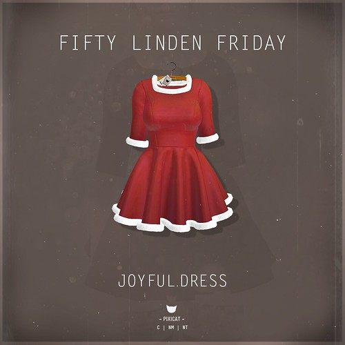 Joyful.Dress Christmas - FLF | by areve | -pixicat-
