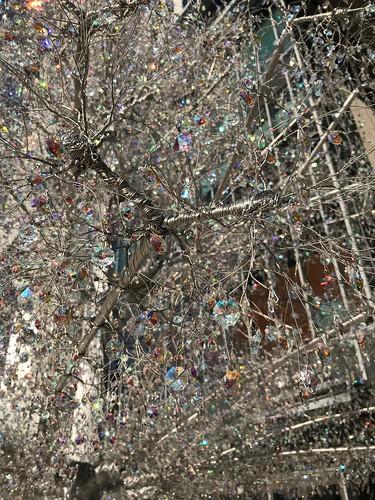東京ガーデンテラス紀尾井町 昼のクリスマスツリー 2018