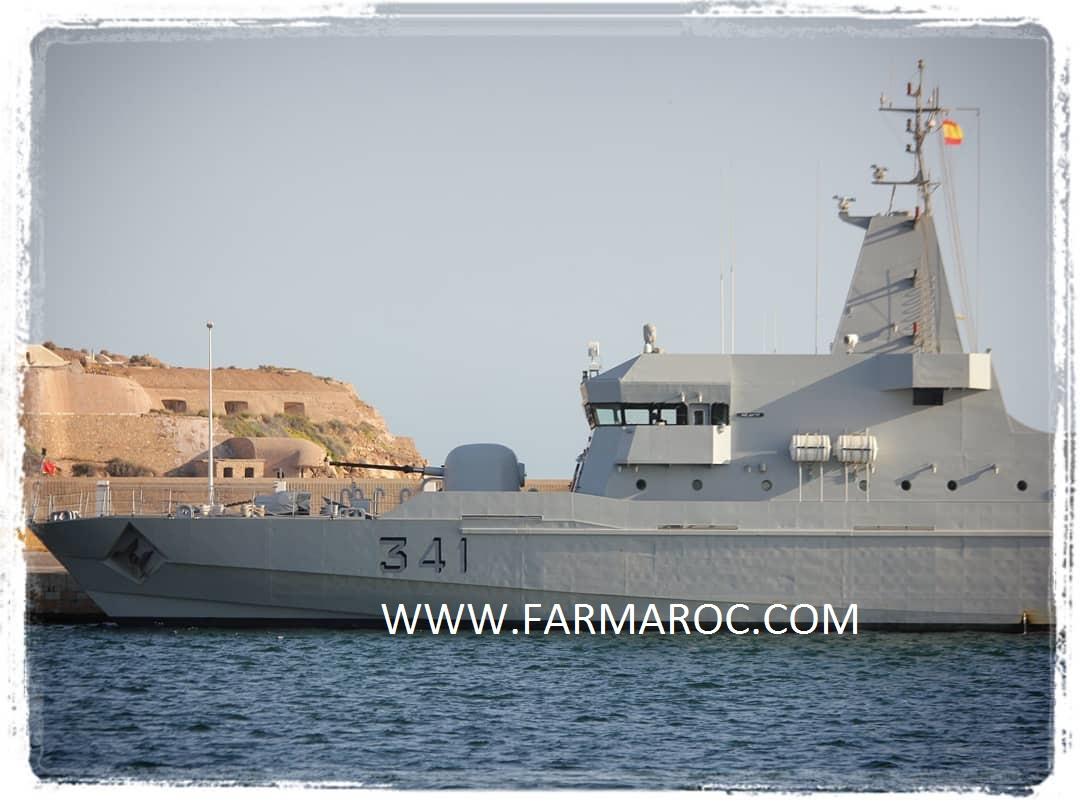 Royal Moroccan Navy OPV-70 / Classe Bir Anzarane - Page 5 30838735607_700611a292_o
