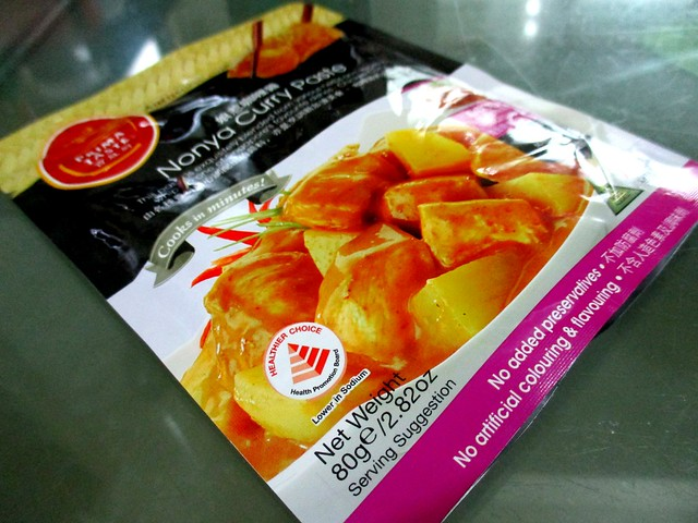 Prima Taste nyonya curry paste