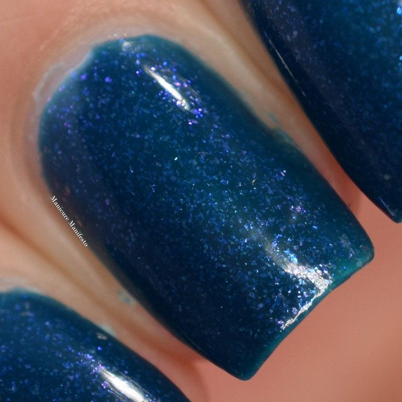 Blue Eyed Girl Lacquer Siren's Lament review