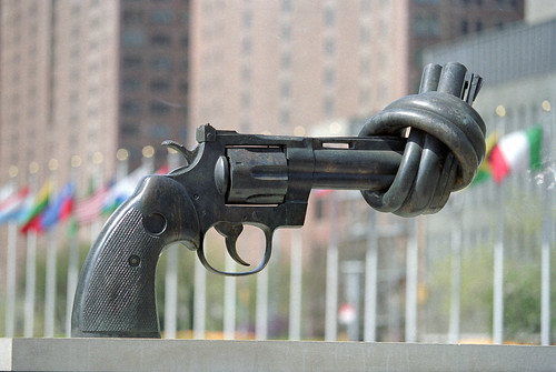 Gift of Luxembourg to the United Nations | by United Nations Photo