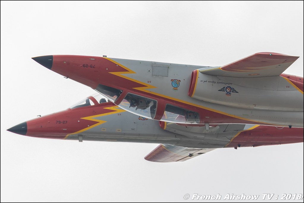 Patrulla Águila Ejército del Aire RIAT 2018 - Royal International Air Tattoo RAF Fairford Royaume-Uni Canon Sigma France contemporary lens Meeting Aerien 2018