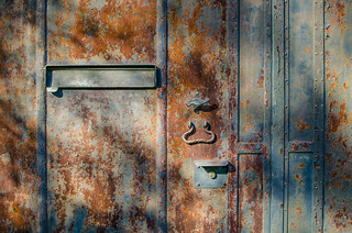 Abandoned door | by Santini1972